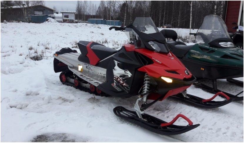 Xtrim 550